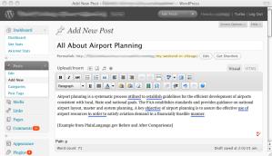 WordPress Grammar Checker